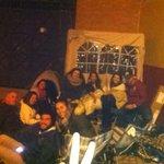 @RdeSerpentina Los primeros en el desfile de carnaval,y en la cola de las murgas tb!! #murguitis #nosotrosPODEMOS http://t.co/SkohVkJesB