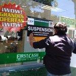 Suspende Profeco 36 casas de empeño en Querétaro https://t.co/VbYVgShPCe http://t.co/JXera1pgb4