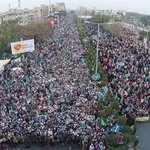 Thanks #Karachi for being part of the historical event. #JIShaneMustafaMarch #ShaneMustafaMillionMarch http://t.co/WI2lhoY8BP