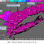 """Current tri-state forecast has as much as 24-36"""" of snow for the area! @reedtimmerTVN #blizzard #blizzardof2015 http://t.co/MYKG8NKMEZ"""
