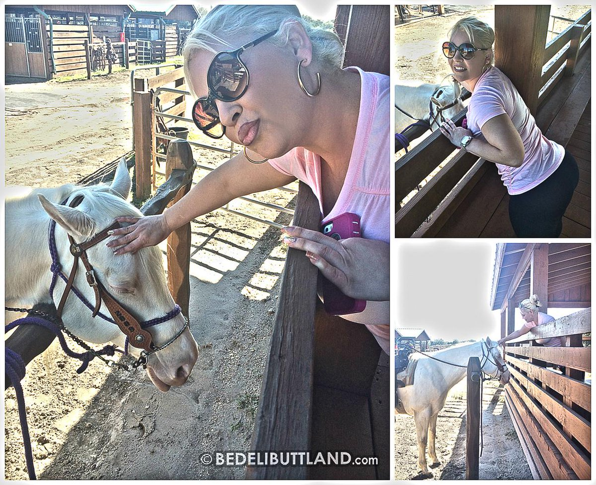 I Love Animals, Specially a Horse.. Hhhmm they're so BIG, Lol.. How would I look ridding a horse naked