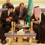 Presidente Maduro ofreció su solidaridad y la del pueblo venezolano a Arabia Saudita http://t.co/WEXgN6xFFI http://t.co/4h456Bzahl