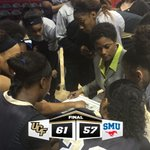 Thats a UCF VICTORY. @TeamZy23 leads Knights with 18 pts. Next game: home, Tuesday, Temple 7pm http://t.co/5lWY7in6dr