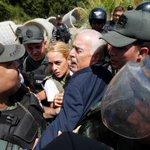 Estas son las imágenes de una dictadura militar http://t.co/p5Uj2Mr7Qx