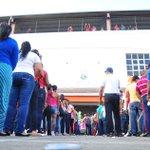#DlDeportes: Todo apunta a un lleno en el Julián Javier. Gigantes a completar el primer episodio. Marlon Arias (EO) http://t.co/GV6A2kp6j1