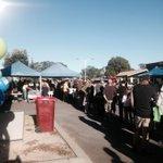 Wow, big crowd at the Strathfieldsaye Australia Day breaky. @bendigoweekly @BgoAddy @WeragodaM @BradBennett2013 http://t.co/42gvB7X3Tu