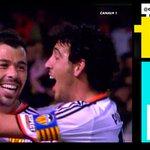 La sonrisa de un obrero del fútbol. Javi Fuego, un currela silencioso que hoy marcó el 3-1. http://t.co/0ZuAzn4RWH