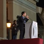 I wonder if he yet realizes what hes done? Pretty historic stuff #Tsipras #GreekElections http://t.co/UKBFSpPGmj