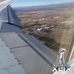 Touchdown Seahawks! ✈️???????????? #SuperBusinessTrip #SB49 http://t.co/7pxCdJWnRl