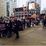 Австралия,Сидней.Митинг в поддержку жителей Донбасса. http://t.co/CkN91HrB6u