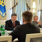 Крысы бегут с корабля? Порошенко собирает экстренное заседание СНБО в связи с обострением обстановки на Донбасе. http://t.co/aFj5BslRi1
