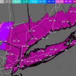 Crushed with snow: Historic blizzard to bomb Northeast http://t.co/oyOZauPHWm http://t.co/v4mTf7zW8x