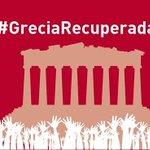 Hoy #Syriza ha recuperado Grecia para su gente... Lo siguiente #RecuperarMadrid #Grecia2015 http://t.co/oaMBf8kjZV