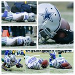 Its Sunday, January 25th, 2015 & Dez still caught it. http://t.co/LR5fZJtFr1