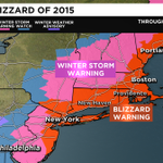 A monster storm is expected to hit the northeast w/ gusts possibly reaching hurricane level: http://t.co/WjPWXCPRV6 http://t.co/E7XkNX171Q