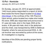 the official #NYPD dispatch re shooting at Home Depot in Manhattan today: http://t.co/UaHw3CNQQj