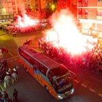 Cor valencià, ànima blanquinegra. ¡Bendita locura ValenciaCF! #AmuntValencia http://t.co/tKIATJsS2S