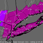 NWS has updated their snowfall forecast for #NYC to 24-36 inches. #hideyokidshideyowife #juno http://t.co/agKeMCOslc