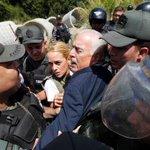 Nuestros invitados, nuestra garantía que se sepa lo que pasa en Venezuela. Este fue el trato de hoy! http://t.co/kn9n5b5ttB