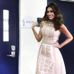 La corona de #MissUniverse se quedará en #Venezuela ? Gabriela Isler en su última noche como la reina del universo http://t.co/lKK7pzjyEX