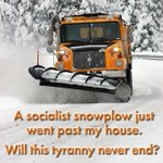 """When the #blizzardof2015 hits be sure to remind your #TeaParty friends: """"You didnt plow that"""" http://t.co/XjzOOGwp7C http://t.co/AZVJz8AddL"""