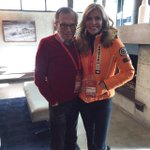 Having a great time at #Sundance with my beautiful wife, @shawnieora. Many interviews to come!