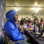 """Sherm was asked if hes the best CB in football: """"I dont answer pre school questions"""" http://t.co/MOHgUJSH03"""