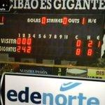 #EstrellasOrientales noooooo! Quedan 6 innings ... vamos! #tablagigante #sanpedrodemacoris #LIDOM @KarinaLarrauri http://t.co/pCTRXfkQFJ