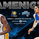 Almost time for tip off as @NikolaVucevic and the Magic take on @Hoya2aPacer and @Pacers. Watch on @FOXSportsMagic. http://t.co/LiITxdmHFD