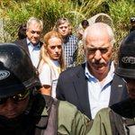 Orden de Arreaza impide a expresidentes Pastrana y Piñera visitar a López y Ceballos http://t.co/fud7FG0uRi http://t.co/5sYhRYzan0