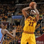 LeBron James has another big game as Cavaliers beat Thunder, 108-98. James: 34 Pts, 7 Reb, 5 Ast, 2 Blk http://t.co/LK24T3YiXv