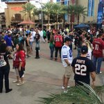 #Westgate is packed with about 2 hours until #ProBowl kickoff. http://t.co/J9dMMwtkx7