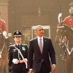 First Time in Indian History, Woman Officer Leads Guard of Honour - President Obama @FarOutAkhtar @MardOfficial http://t.co/hai8ElrBHY
