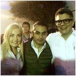 Un gusto coincidir con #GrandesDirigentes #Comprometidos con #México y su #Juventud @Corintiacruz @CJamesBarousse http://t.co/bKcEMVrCnS