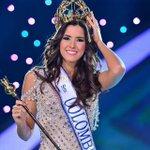 La nueva Miss Universo es la representante de Colombia. ¡Felicidades! http://t.co/JsETSEKXSE