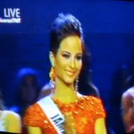 Un gran abucheo del público al conocer que #MissJamaica era la cuarta finalista. #MissUniverso2015 @prensagrafica http://t.co/tf781nmF2J
