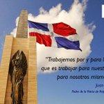 Hoy conmemoramos el 202 aniversario del natalicio de #JuanPabloDuarte, Padre de la Patria de nuestra Rep. Dominicana: http://t.co/tyyrByPdyQ