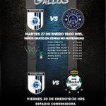 Semana de Torneo de @LIGABancomerMX y @LaCopaMX  en el Corregidora, adquiere ya tus boletos en @SuperboletosMx http://t.co/6onZI5detd