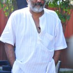 Happy Birthday @pcsreeram,wizard behind the camera. All best 4 a hat-trick in 100 days - #I, #Shamitabh & #OkKanmani http://t.co/o2EAEEAhPo