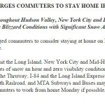 INBOX: Cuomo says you shouldnt go to work tomorrow - MTA/LIRR/etc may be closed for evening commute. http://t.co/DDRQzpVi23