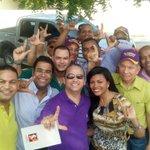 Agradecer el trato brindado @VictorSancz un anfitrión #1A sin dudas en Azua soplan los vientos cc @FranklinRod77 http://t.co/LT1QYqGjbO