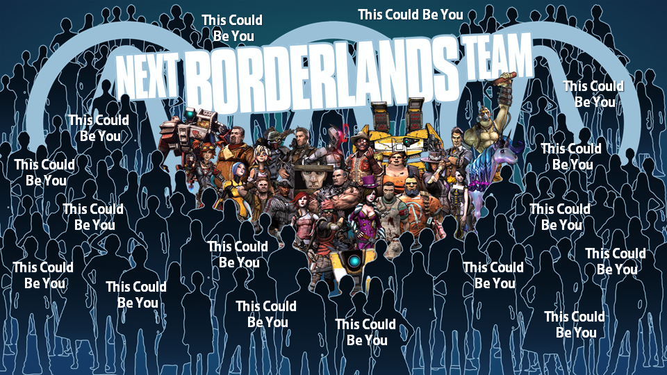 We are recruiting for next Borderlands. This is the big one. Industry badass? E-mail me: heyrandy@gearboxsoftware.com http://t.co/ZG9dLytX1B