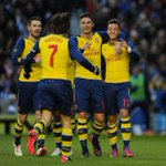 """Wenger: """"At this stage of the season @Arsenal have never had such good attacking options"""" http://t.co/1bE18N6Mzr http://t.co/6bDTEs170A"""
