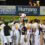 """Ante todo los pronóstico los Gigantes del Cibao, campeones del béisbol dominicano 2014. http://t.co/wVGsg0BhO7 http://t.co/xumQnQQ9ZO"""""""