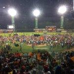 ¡El Cibao celebra el triunfo Gigante! http://t.co/hf8q9QOMz1
