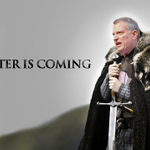 Well, @nycgov is going all out... #BlizzardOf2015 #GoT http://t.co/Ugs96bC5Lb