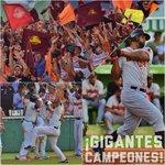 Fanáticos ondean sus banderas en la tierra de los Gigantes, orgullosos de su primera victoria. ¡Felicidades! http://t.co/VQz7f9o6Rw