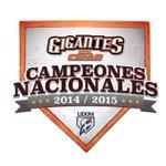 Gigantes del Cibao Campeones Nacionales 2014-2015 http://t.co/BjhlxdMjzz