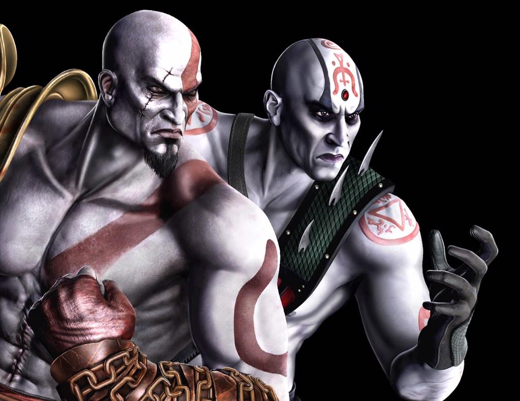 The ascension approaches the ring #WWE #RoyalRumble These guys look familiar @Aftermath_WWE http://t.co/qaca1bFNHT