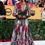 Best Dressed # 2: Lupita Nyongo looks AMAZING in @ElieSaabWorld on the 2015 @SAGawards Red Carpet #SAGAwards http://t.co/Pi3FHeH0wE